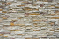 Stone wall cladding Royalty Free Stock Photo