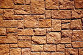 Stone Wall Close-up Royalty Free Stock Image