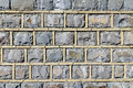 Stone wall closeup of decorative Royalty Free Stock Photos