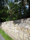 Stone wall or masonry Stock Images