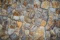 Stone Wall Pattern As Background