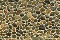 Stone wall rock floor texture Royalty Free Stock Photo