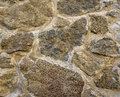 Stone wall rustic texture big seamless background Royalty Free Stock Photo