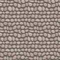 Stone Wall Seamless Pattern Royalty Free Stock Photos
