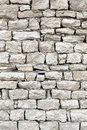 Stone wall texture of old Royalty Free Stock Image