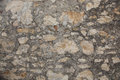 Stone wall texture real photo Royalty Free Stock Images