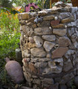 The Stone Water Well Royalty Free Stock Photo