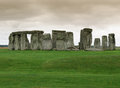 Stonehenge in cornwall archaeological site of Royalty Free Stock Image