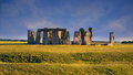 Stonehenge, England Royalty Free Stock Photo