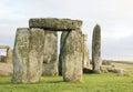 Stonehenge, England. UK Royalty Free Stock Photo