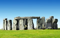 Stonehenge historical monument england uk Royalty Free Stock Photos