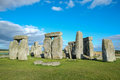 Stonehenge one of the wonders of the world Royalty Free Stock Photography
