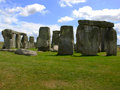 Stonehenge is a prehistoric monument in wiltshire england Royalty Free Stock Images