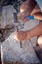 Stonemason Stock Images