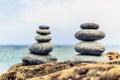 Stones balance inspiration peaceful concept