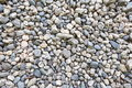 Stones and pebble background photo of Stock Photography