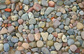 Stones and pebbles Royalty Free Stock Photography