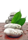Stones Spa Zen Royalty Free Stock Photography
