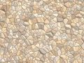 Stonewall texture - cobblestone big Stock Images