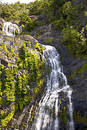Stoney Creel Falls Royalty Free Stock Images