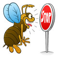 Stop insects