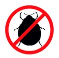 Stop pests Stock Photography