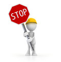 Stop please d clip art of Stock Photo