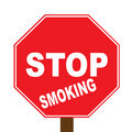 Stop Smoking Royalty Free Stock Photography