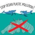 Stop trashing our ocean