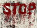 Stop war background Royalty Free Stock Photo