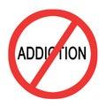 Stoping addiction