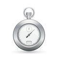Stopwatch icon vector isolated illustration Stock Image