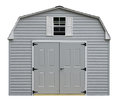 Storage shed Stock Images