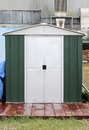 Storage shed Royalty Free Stock Photo