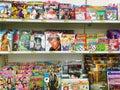 Store Shelf