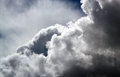 Storm clouds approaching. Royalty Free Stock Photo