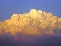 Storm Clouds Building