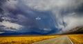Diaľnica búrka