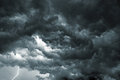 Storm Sky Royalty Free Stock Photo