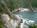 Storms River Mouth Royalty Free Stock Image