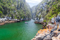 Storms River Mouth Royalty Free Stock Photo