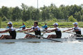 Storslagen internationell moscow regatta Royaltyfria Bilder