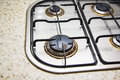 Stove Burner Royalty Free Stock Photo