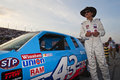 STP celebrates Richard Petty's 25th Anniversary Stock Images