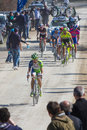 Strade Bianche 2012 Stock Photo