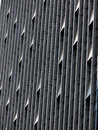 Straight lines the building surface texture Royalty Free Stock Photos