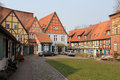 Stralsund germania Fotografia Stock