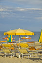 Strand in Cervia 12 Stockbilder