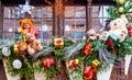 Strasbourg, Christmas Market, France Royalty Free Stock Photo