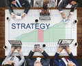 Strategy Analysis Planning Vision Business Success Concept Royalty Free Stock Photo